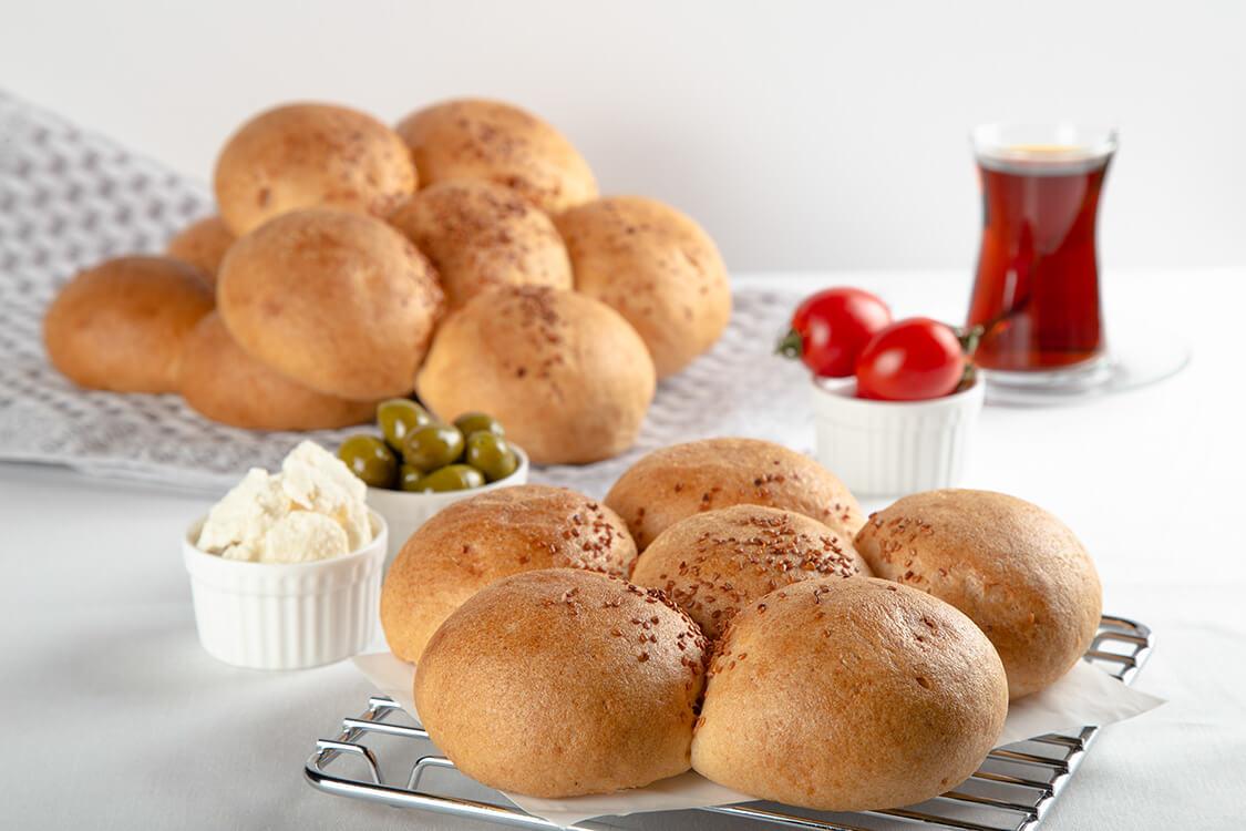 Glutensiz Çiçek Ekmek 300gr