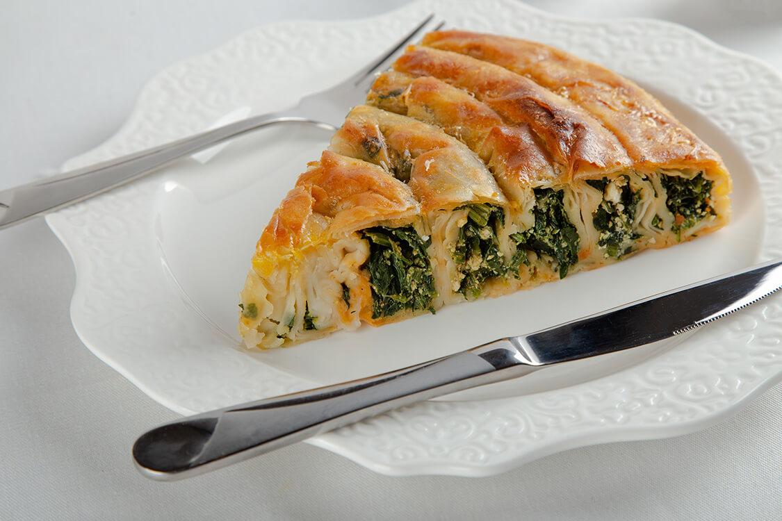 Glutensiz Ispanak Peynirli Boşnak Böreği 500gr