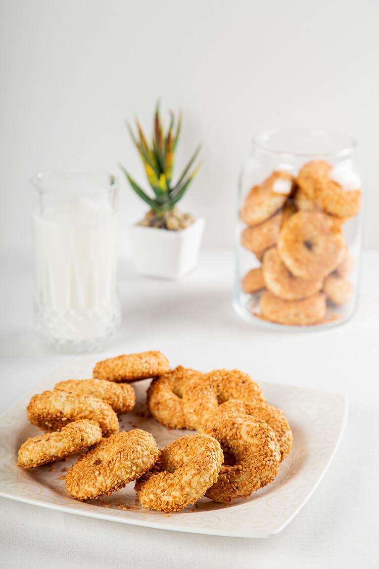 Glutensiz Kandil Simiti