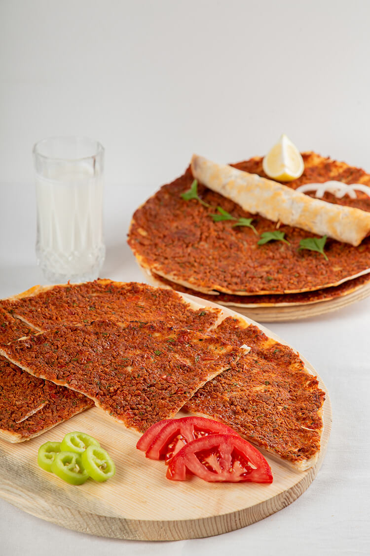Glutensiz Lahmacun 175gr X 3ad