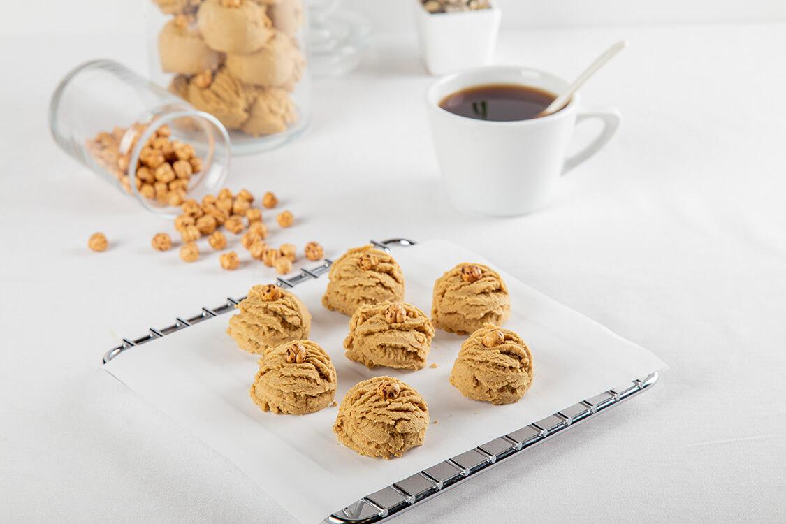 Glutensiz Leblebi Kurabiyesi