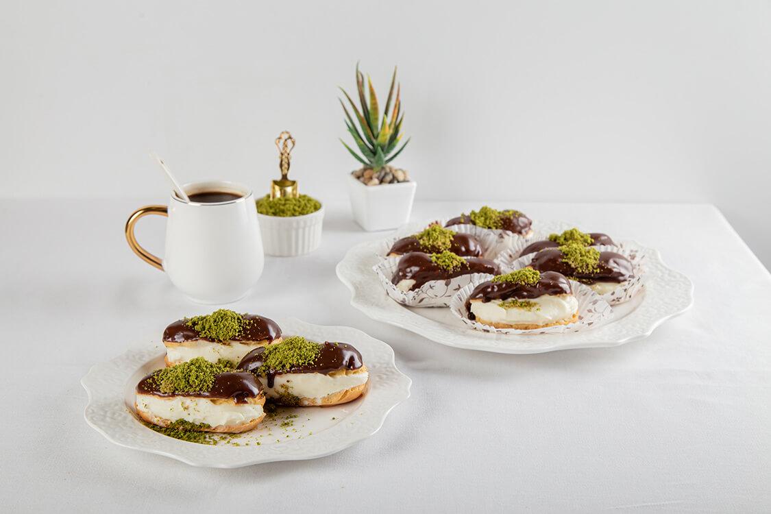 Glutensiz Mini Ekler 500gr