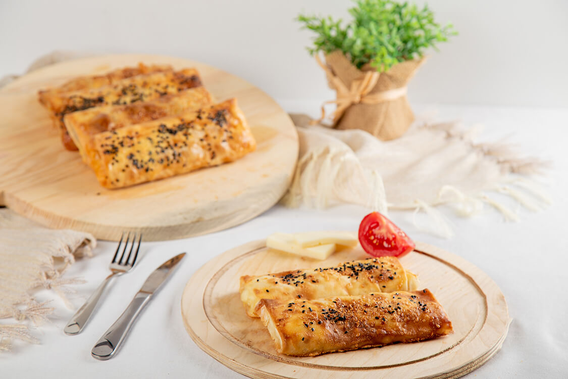 Glutensiz Peynirli Sarma Böreği 4adet
